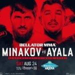 Прогноз: Виталий Минаков vs Хави Айяла